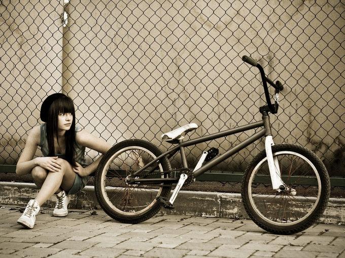 Выбор специализированного велосипеда