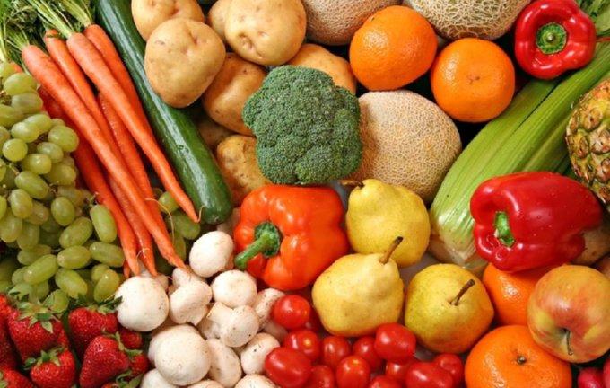 Овощи должны составлять основу вашего рациона