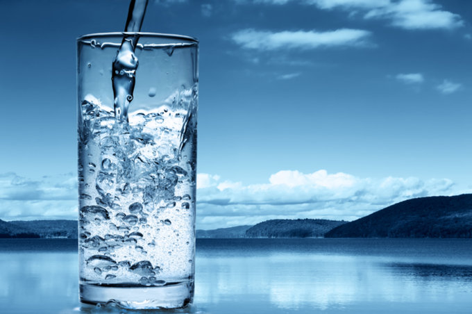 Вода - источник жизни.